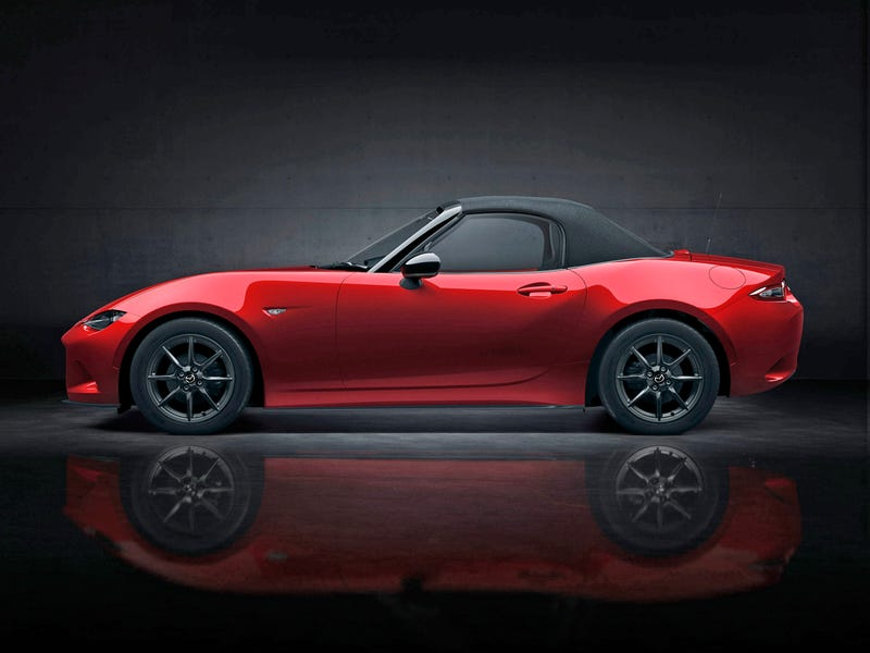 Here Are The First Official Pics Of The 2016 Mazda Miata
