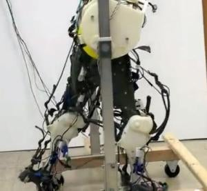 These biologically-inspired robotic legs are the most accurate yet