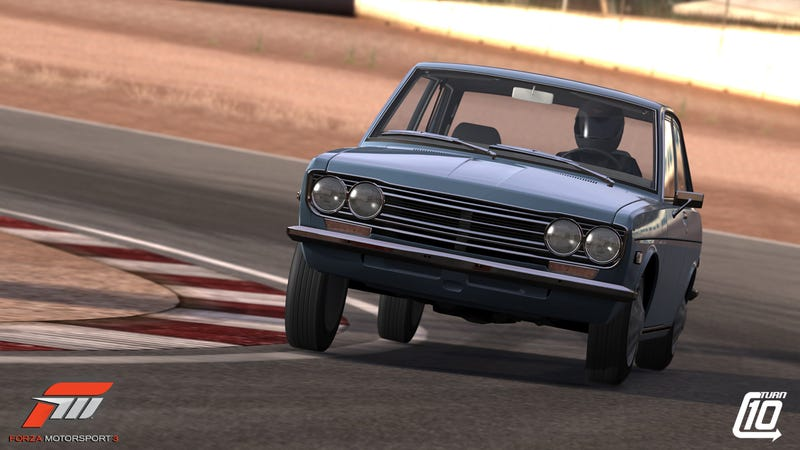 Inside Forza Motorsport, Part III: The Physics Of Driving Games