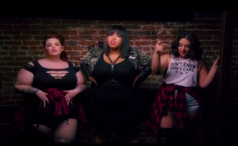 Plus-Size Blogger Films New Version of Beyoncé's '***Flawless' Video