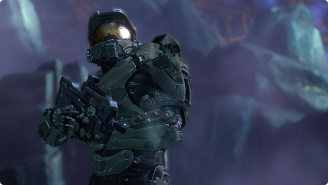 Halo 4 Will Be Out On Election Day