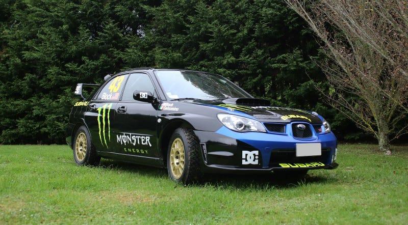 Found on Ebay: Because Racecar, Because Rally Car