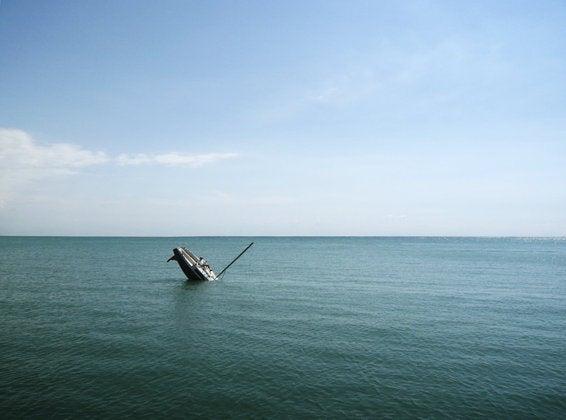 This Ship Isn't Sinking