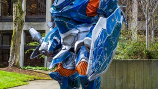 The Biggest <i>Halo</i> Cosplay Yet