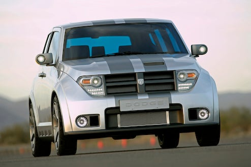 Hornet Is Go! Dodge to Build Micro-Car, Because Duh, Gas Prices Might Rise