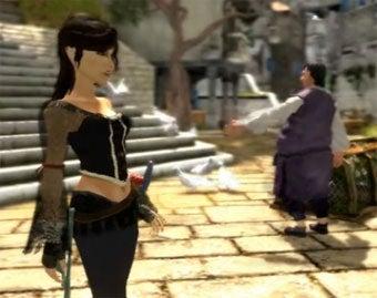 Venetica's Traiding And Training Trailer