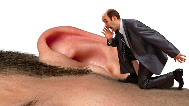 With a Ceramic Transducer, You'll Hear Voices Inside Your Head