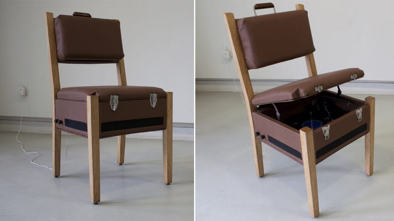 12 Pieces of Furniture Made from Random Things
