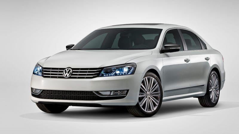 The Passat Performance Concept Is The Least Exciting Concept Car You'll See