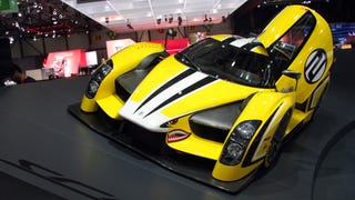Jim Glickenhaus's SCG 003 Is A Kit Car With $224,000 Tail Lights