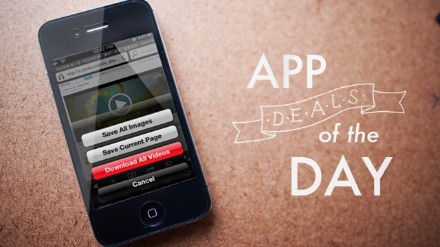 Daily App Deals: Get Downloader Elite for iOS for Free in Today's App Deals