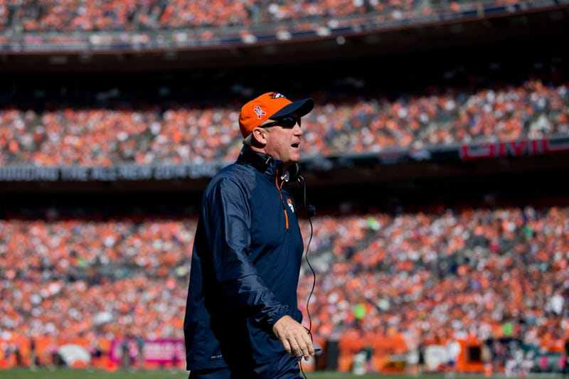 Report: John Fox To Undergo Heart Surgery, Miss At Least A Month