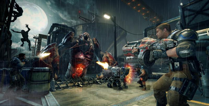 Gears of War 4: The Kotaku Review