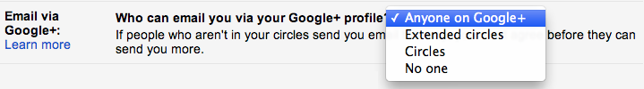 How to Stop Google From Letting Strangers Send You Email
