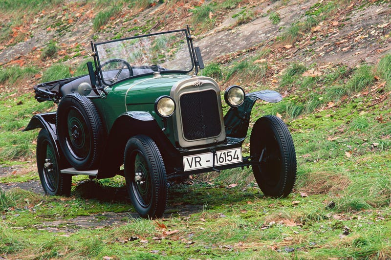 The Not-So-Famous Case Of The Opel/Citroën Ripoff