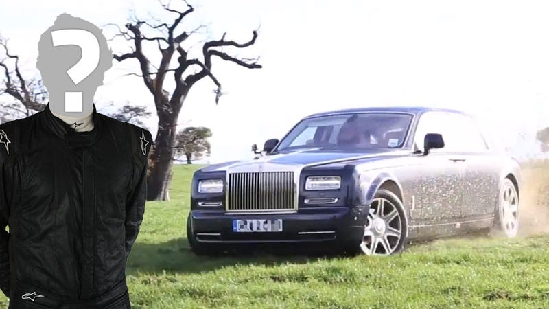 Is This Wealthy British Heir The Mysterious Rolls-Royce Drifter? [UPDATE: Maybe Not]