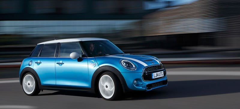 2015 Mini Cooper 5 Door: This Is It