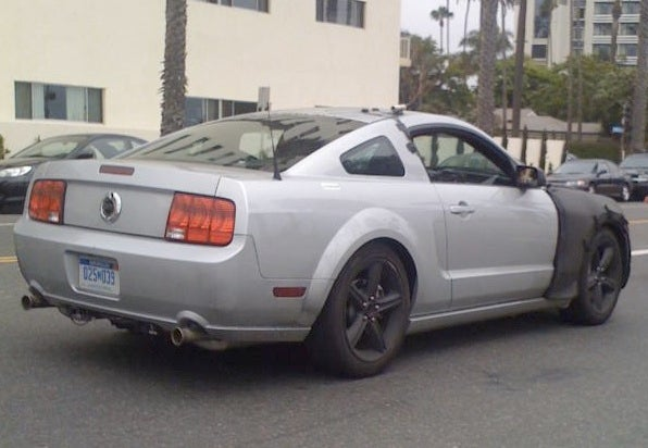 2011 Ford Mustang GT?
