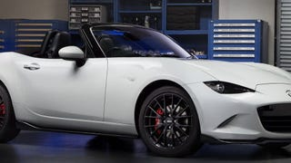 Come Check Out The 2016 Miata On Tuesday