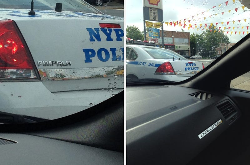 New York City's Coolest Cop Drives A Pimpala