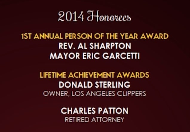 NAACP To Honor Noted Racist Donald Sterling (Again)