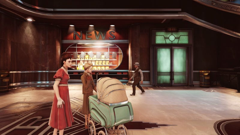 Where BioShock Infinite's Been and Where It's Going