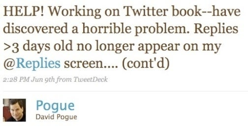 Author of Twitter Book Can't Work Twitter