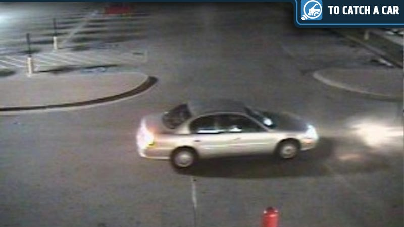 Identify This Car And Help Catch A Hit-And-Run Driver In Kansas