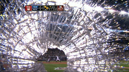 And Here's Your Heavy-Handed Yankees Metaphor