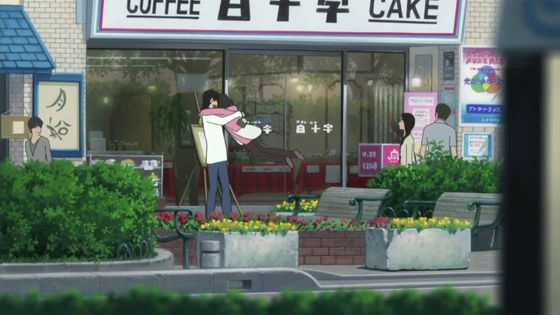 The Wolf Children Ame and Yuki is not Ghibli, But it's Pretty Darn Close