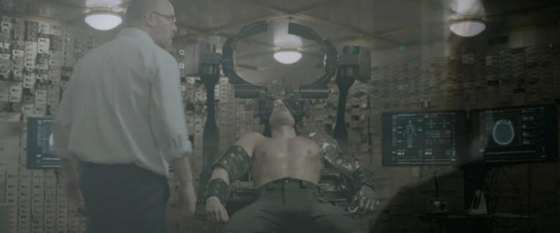 Captain America: The Winter Soldier Trailer Shows Hot Villain Action