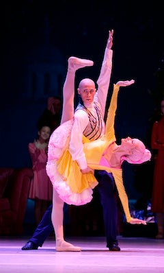 Austrian Prudes Fire Ballerina For Appearing In Wiener