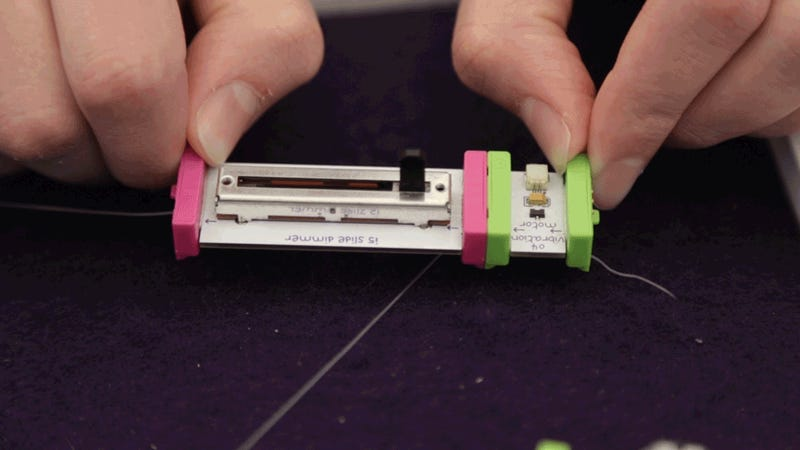 These Tiny Electronic Blocks Can Make Huge, Moving Works of Art