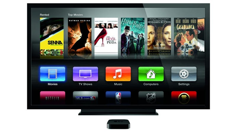 iOS 5.1 for Apple TV Enhances AirPlay Capabilities and Suggests Apps Might Arrive Soon