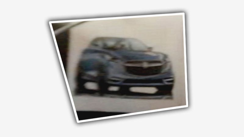 Did GM Leak Buick's Next Flagship Sedan In Australia?