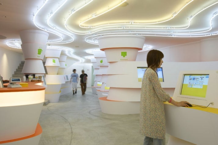 10 Futuristic Places to Shop
