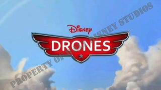 Drone controlled puppets comi