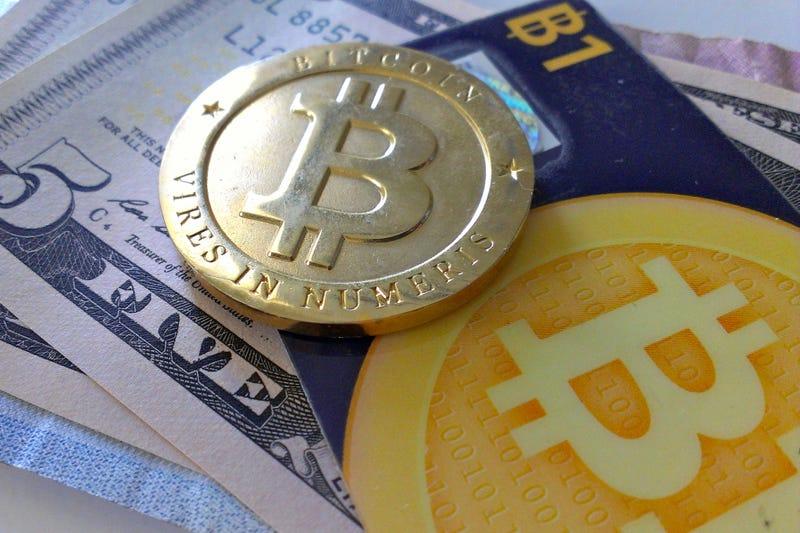 La cotización de Bitcoin, disparada