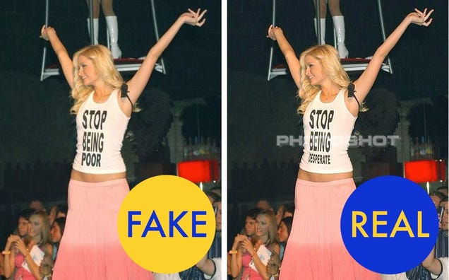 9 More Viral Photos That Are Totally Fake
