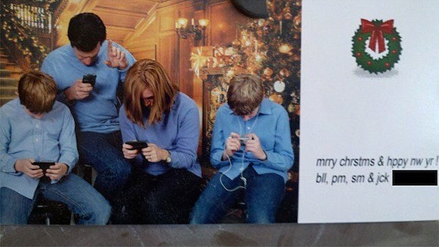 The Most Honest Family Portrait You'll See All Day