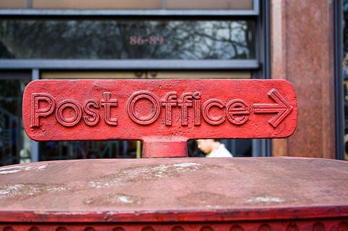 USPS Suffers as More People Use New-Fangled Electronic Mail