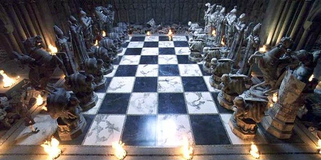 Here's How Long Each Piece Is Likely to Survive In A Game Of Chess