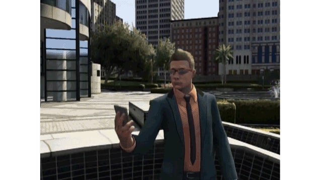 GTA Online Music Video Is About Getting Rich. Of Course.