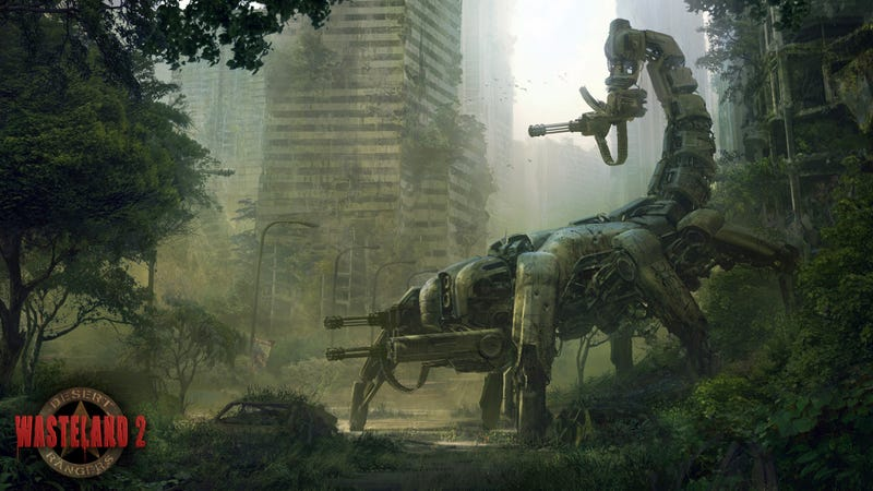 Wasteland 2 Has Now Made $3 Million From People Like You