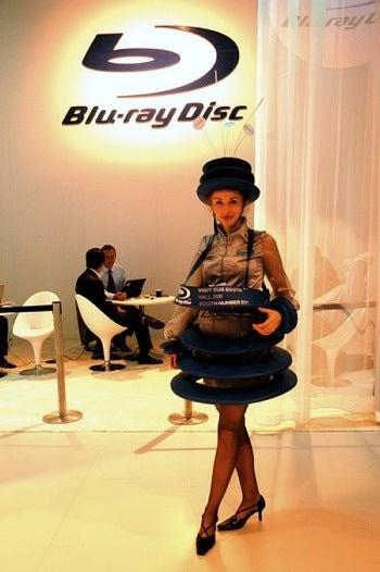 Blu-ray Discs Getting Bigger