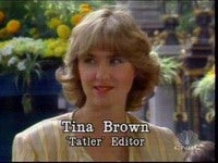PEN Literary Gala: Gore Vidal Loves Tina Brown