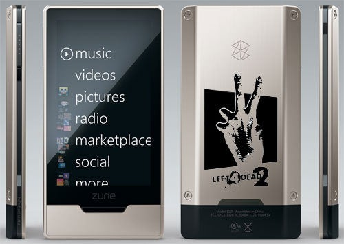 "Zune HD, Now Available In An ""Xbox Series"""