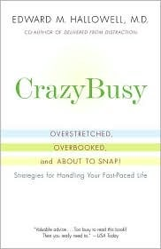 CrazyBusy Argues Modern Life Inhibits Creativity