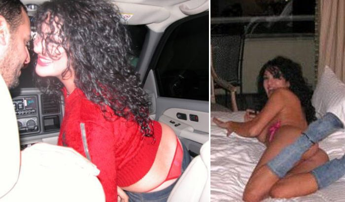 Gaddafi Wife Has a Sexy Picture Scandal, Many Thong Panties