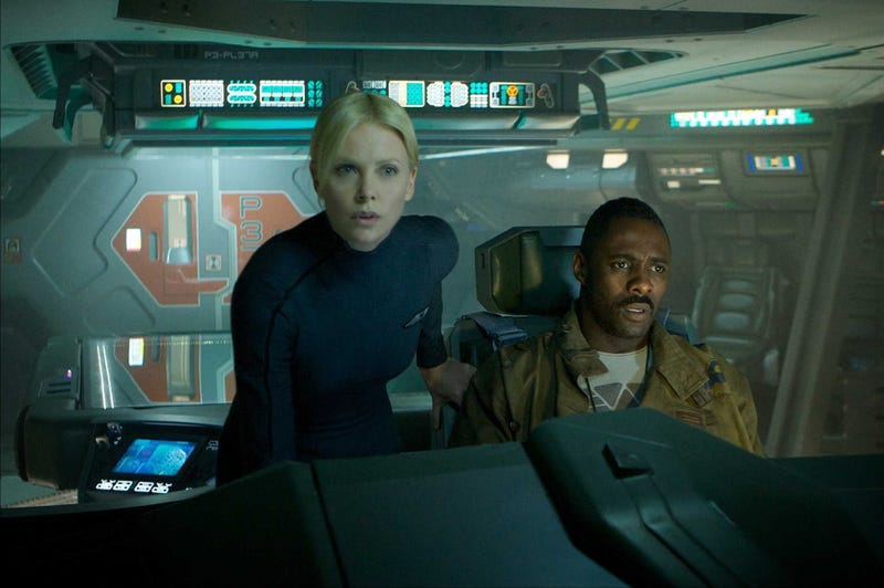 Prometheus writer Jon Spaihts on How to Create a Great Space Movie